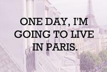 Paris, mon amie