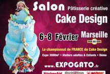 Expogato 2016 / Salon Expogato 2016 au Parc Chanot de Marseille