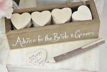 ideeën voor de bruiloft