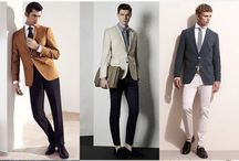 Mens smart casual fashion
