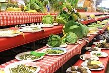 Food Booth Ideas
