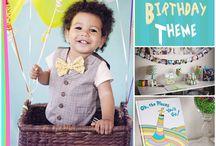 Sawyer's 1st Birthday Theme Ideas / by Mara Bradberry Wilkerson
