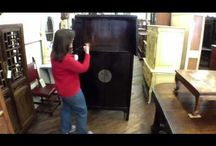 Antique Videos / Antique videos that we have filmed in our antiques store in Newberry, South Carolina, giving tips on antique furniture care, repair, and how to identify different styles of antiques.