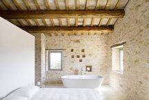 Rustic European Interiors❤️ / A love of time worn, brutally elegant European Interiors.