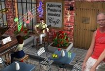 3D Scenes - Music Applications / Rendering 3D Scenes... Music Ambient