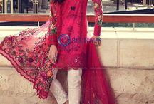 Pakistanske kjoler