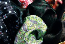 Pocket Squares / by Bows-N-Ties .com