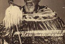 Maori Chief Tattoos