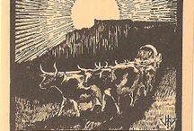 Exlibris / Bookplates - agriculture