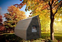 Glamping solutions - Bungalows / Glamping solutions - Bungalows