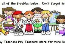 Freebies for School / by Kacey Brown