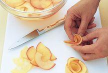 apfel, apple, mela, pommes / virtual cookbook foodstyling