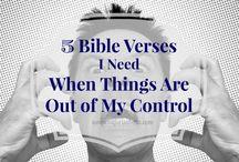Bible verses to encourage / Bible