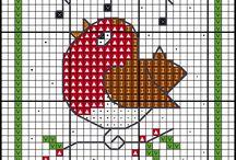 Cross Stitch Christmas Charts