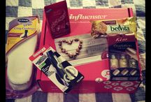 #RoseVoxBox / A board dedicated to all of the products I received FREE for review purposes from Influenster!