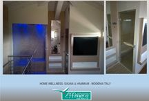 Effimera Home Wellness Modena Italy / SAUNA& Hammam