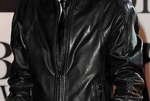 Justin Bieber Black Jacket