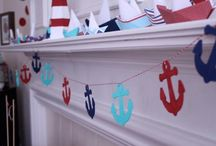 Party nautical Birthday