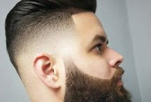Fade barba