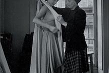 Madame Gres / Designer of Beautiful Haute Couture