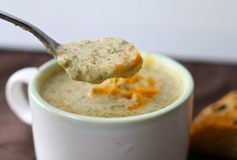 Soups, Salads, and Sides / Starters, soups, breads, stews, salads, and sides.
