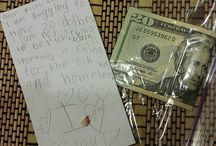 Tooth Fairy Notes / The cutest and most creative notes for the Tooth Fairy!