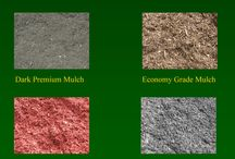 Mulch Types / The Different Varieties of Mulch that we stock. (Test)