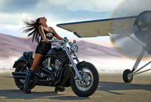 Bikers Photography by MiloZZ / Photos, posters, calendars  http://www.milozz.com