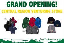 Central Region Venturing Store