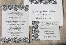 Vintage Wedding / Fun inspiration for your vintage wedding