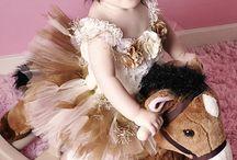Vintage toddler prop clothing
