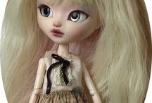 Blythe, Pullip i inne dyńki