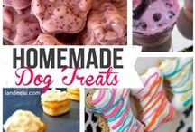 home made yummies for your dog