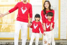 Matching Clothes for your family looks so harmonious