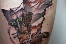 Fantastical Tattoos / by Sammy Stine