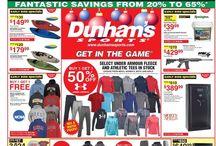 Dunham's Sports  Coupons