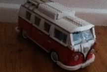 VW'S / I love kombi vans the only car I have ever wanted.