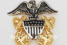 United States Navy Qualification Badges