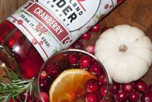 Cranberry Recipes / Cocktail recipes with Wild Roots Cranberry infused vodka