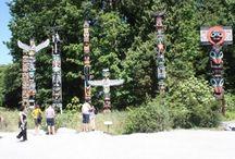 Travel in Canada and Alaska / by Rhonda Albom