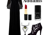 Morticia Addams Costume Ideas