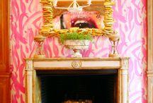 Fireplaces / by Daniela Shuffler