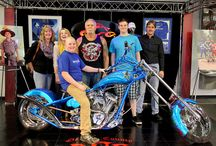 A special visit to OCC from a local Make-A-Wish family!