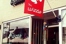 Mrs. Wizzle & Shop-in-Shop