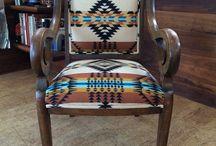 Cadeiras art etccc / Arte