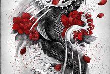 oriental tattoos