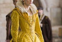 indumentária renascentista / vestuário masculino e feminino do Renascimento