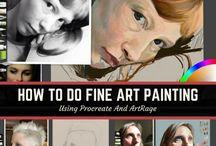 Art with Procreate