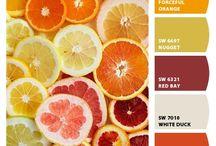 Beautiful colors / by Susan Morcom