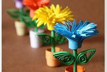 tavaszi dekoráciok